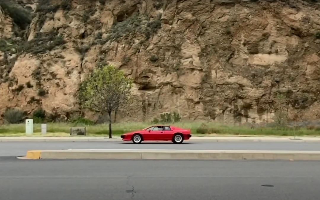 Why The Lotus Esprit is the Best Supercar Bargain at Under $40,000